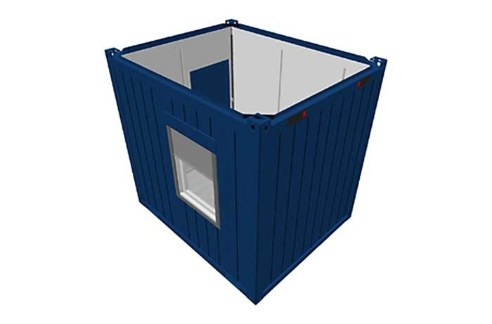 10ft cabin container cbox containers sales rentals sea storage containers offshore dnv - Trap meubilair kind ...
