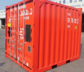 10ft Workshop Offshore DNV container2