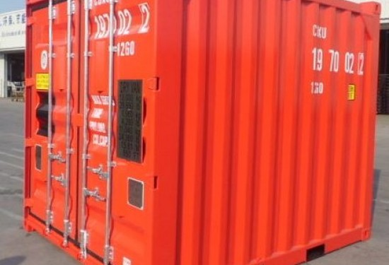 10ft Workshop Offshore DNV container
