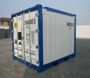 10ft Reefer Offshore DNV container0