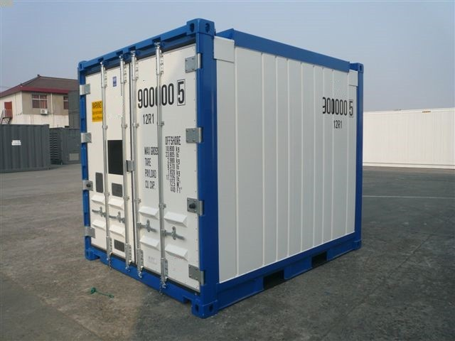 10ft Reefer Offshore Dnv Container For Sale Or Rent