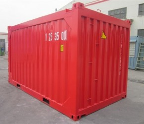 15ft Offshore DNV container3