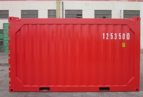15ft Offshore DNV container
