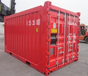 15ft Offshore DNV container0