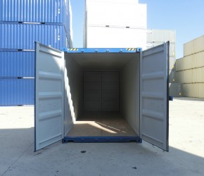 20ft HC Double Door container2
