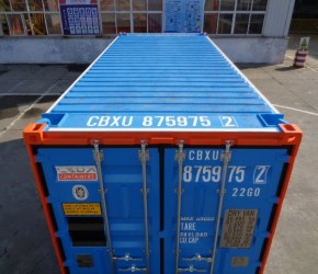 20ft Offshore DNV container3