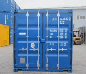 20ft Duocon container (10ft+10ft containers)2