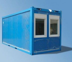 20ft Flat Packs container1