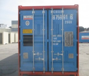 20ft HC Offshore DNV container3