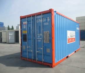 20ft HC Offshore DNV container0