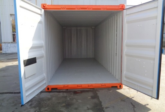20ft Offshore DNV container