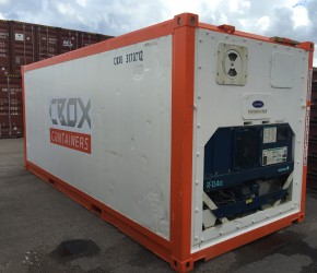 20ft Reefer container1
