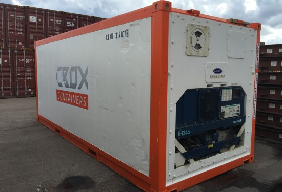 20ft Reefer container