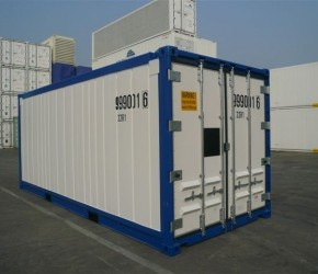 20ft Reefer Offshore DNV container0