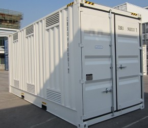 20ft HC DG Double Door container0