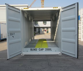 20ft HC DG Double Door container3