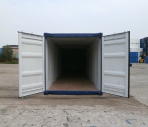 40ft Hard Open Top container2
