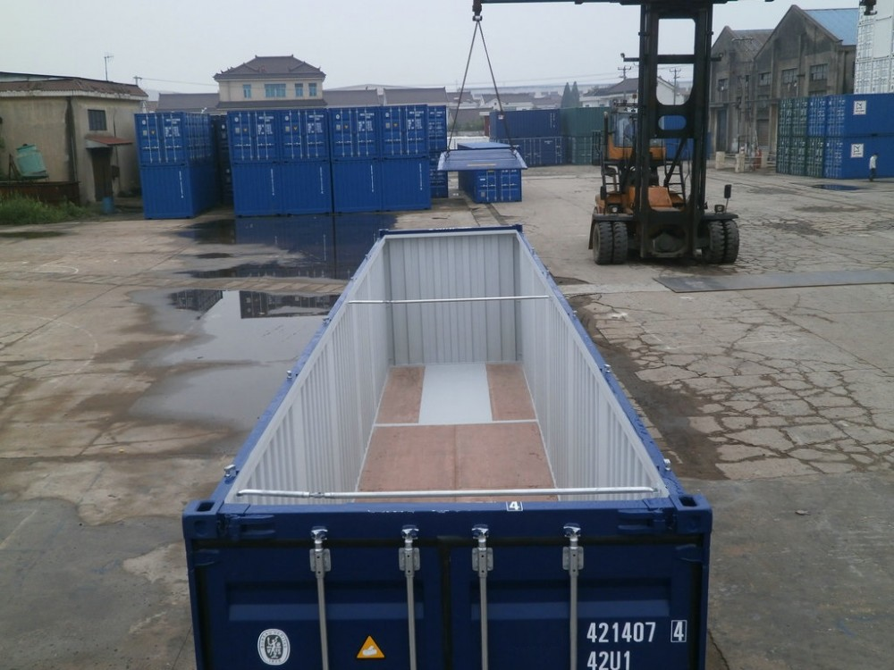 40ft Hard Open Top container | CBOX Containers - Your ...
