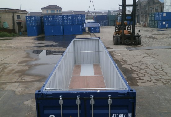 40ft Hard Open Top container