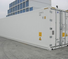 40ft HC Reefer container0
