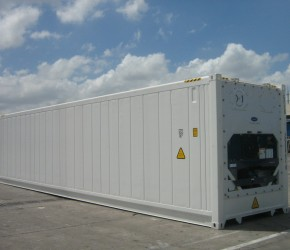 40ft HC Reefer container1
