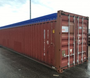 40ft Open Top container0