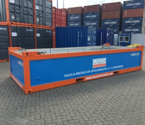 20ft Basket Offshore DNV container0