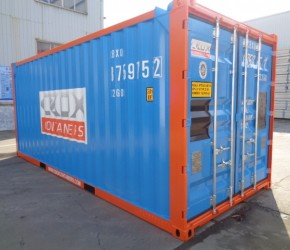 20ft Offshore DNV container0