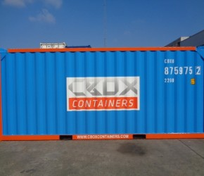 20ft Offshore DNV container2