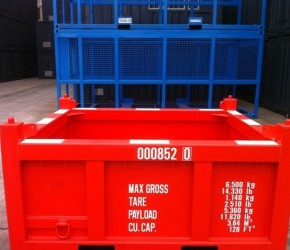 8ft Basket Offshore DNV container1