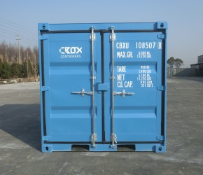 8ft Storage container1