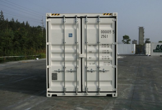 20ft HC Removalist container