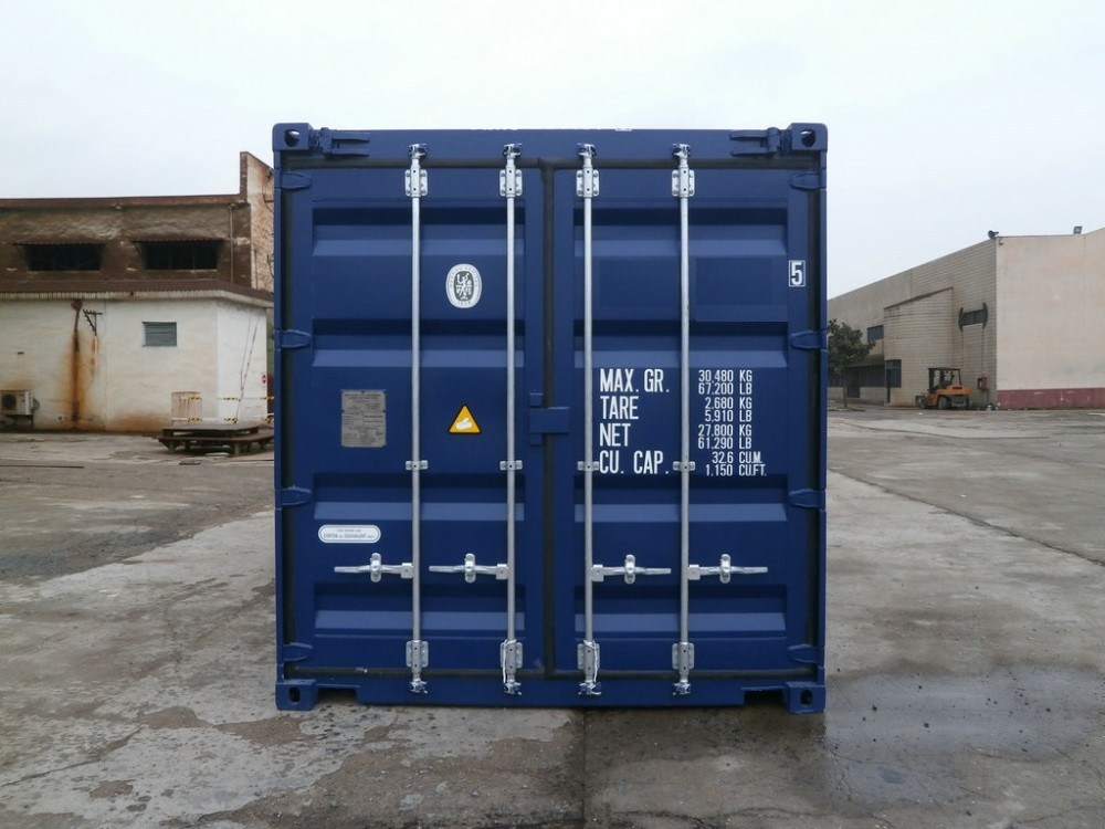 20ft Shipping Container >> 20ft Hard Open Top container kopen of huren