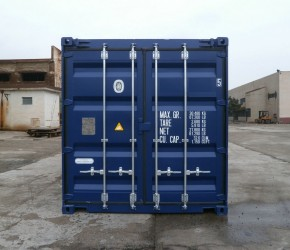 20ft Hard Open Top container2