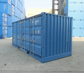 20ft Full Side Access containers4