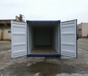 20ft Hard Open Top container3