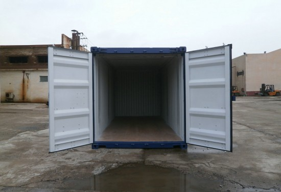 20ft Hard Open Top container