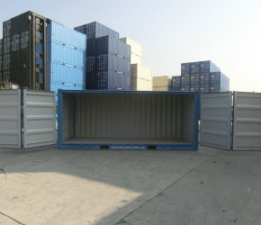 20ft Full Side Access containers1
