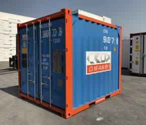10ft Offshore DNV container0