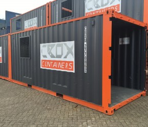 20ft Walkway container0