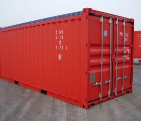 20ft Open Top container0