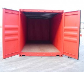 20ft Open Top container2
