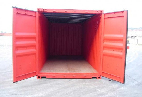 20ft Open Top container