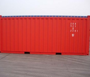 20ft Open Top container3