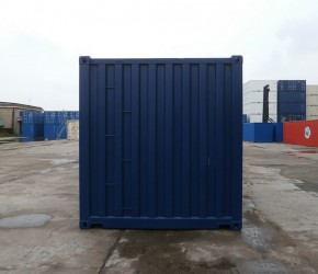 20ft Hard Open Top container4