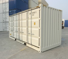 20ft HC Full Side Acces container2