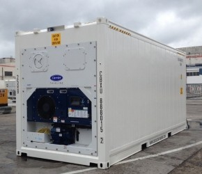 20ft HC Reefer container3