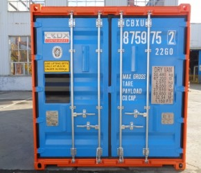 20ft Offshore DNV container4