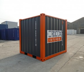 8ft Rent container4