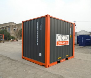 10ft Rent container3